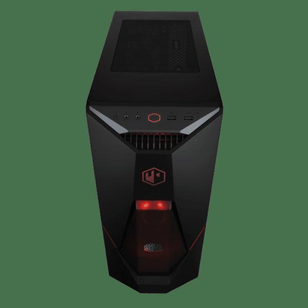 Productafbeelding van bovenkant 072-Game PC