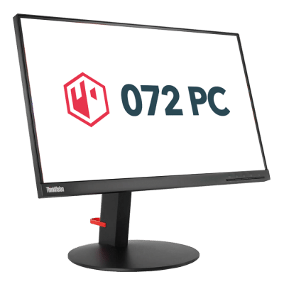 Productafbeelding van voorkant Lenovo ThinkVision T23i monitor