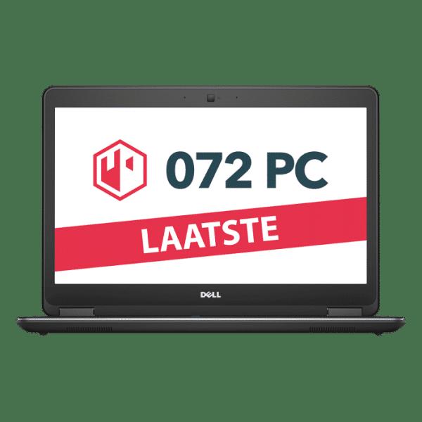 Productafbeelding van Dell Latitude E7240 laptop met tekst 'laatste' in beeld