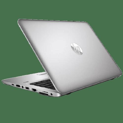 Productafbeelding van zij- en achterkant HP EliteBook 820 G3 laptop