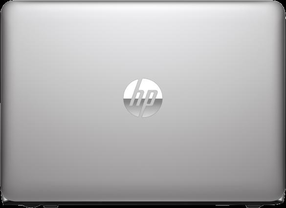 Productafbeelding van bovenkant HP EliteBook 820 G3 laptop