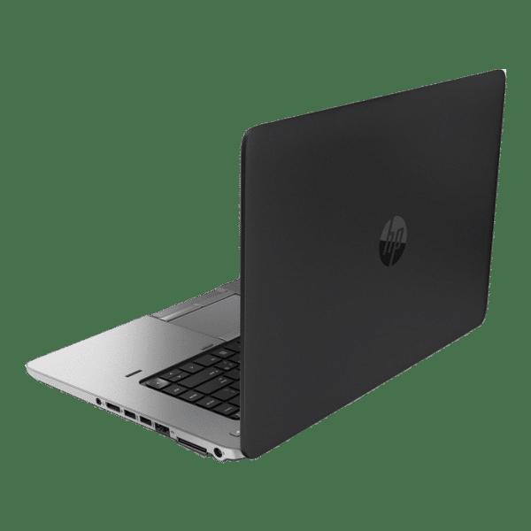 Productafbeelding van zij- en achterkant HP EliteBook 850 G1 laptop