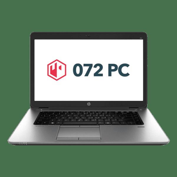 Productafbeelding van voorkant HP EliteBook 850 G1 laptop