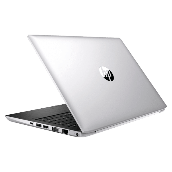Productafbeelding van zij- en achterkant HP ProBook G5 laptop