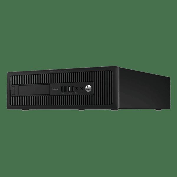 Productafbeelding van voorkant HP ProDesk 600 G1 desktop