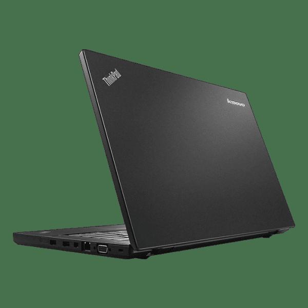 Productafbeelding van zij- en achterkant Lenovo ThinkPad X250 laptop