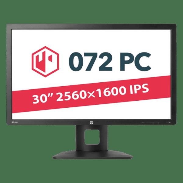 Productafbeelding van voorkant HP Zdisplay Z30i