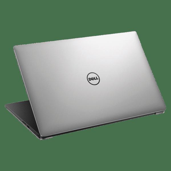 Productafbeelding van zij- en achterkant Dell Precission 5510 laptop
