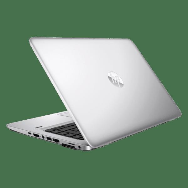 Productafbeelding van zij- en achterkant HP EliteBook 745 G3 laptop