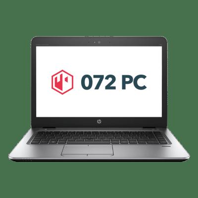 Productafbeelding van voorkant HP EliteBook 745 G3 laptop