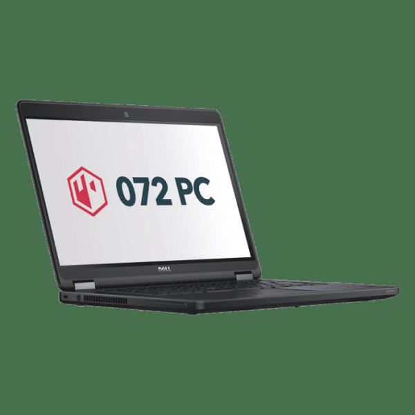 Productafbeelding van zij- en voorkant Dell Latitude E5440 laptop