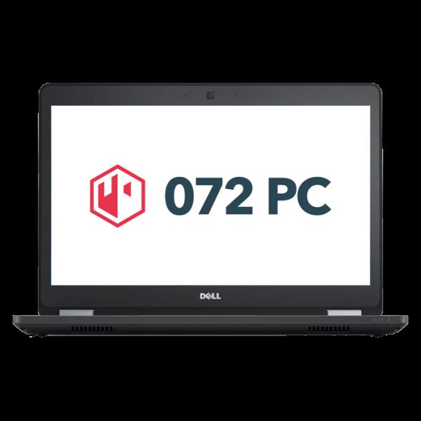 Productafbeelding van voorkant Dell Latitude E5440 laptop