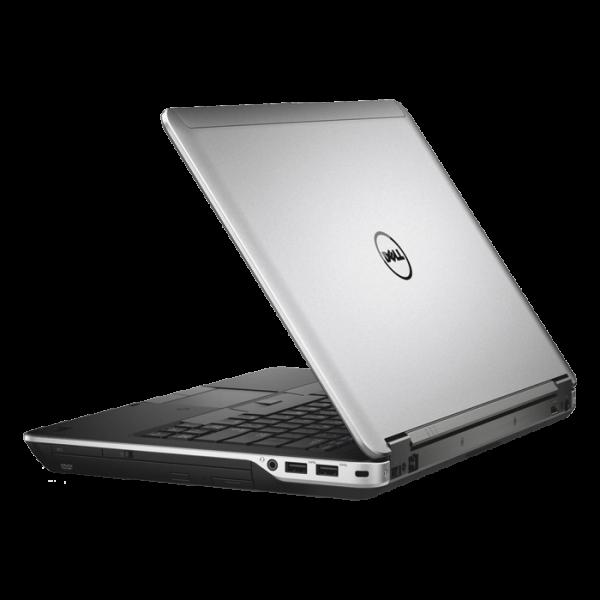 Productafbeelding van zij- en achterkant Dell Latitude E6440 laptop