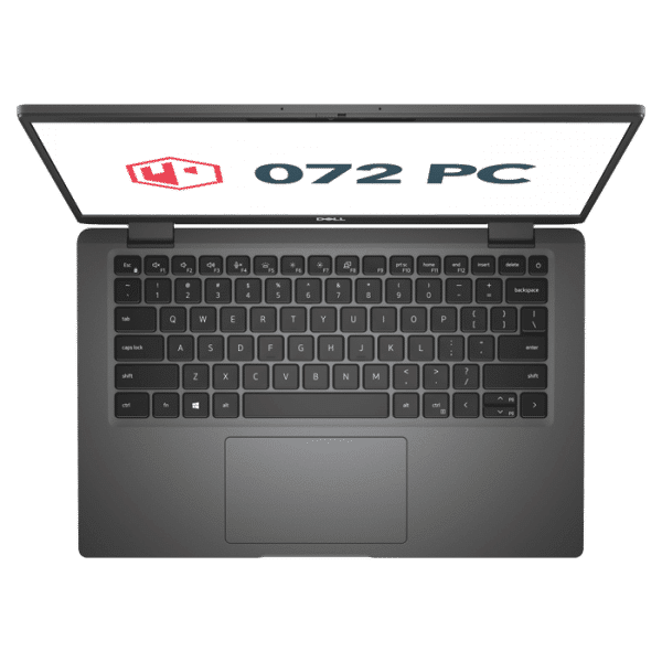 Productafbeelding van bovenkant Dell Latitude 7420 laptop