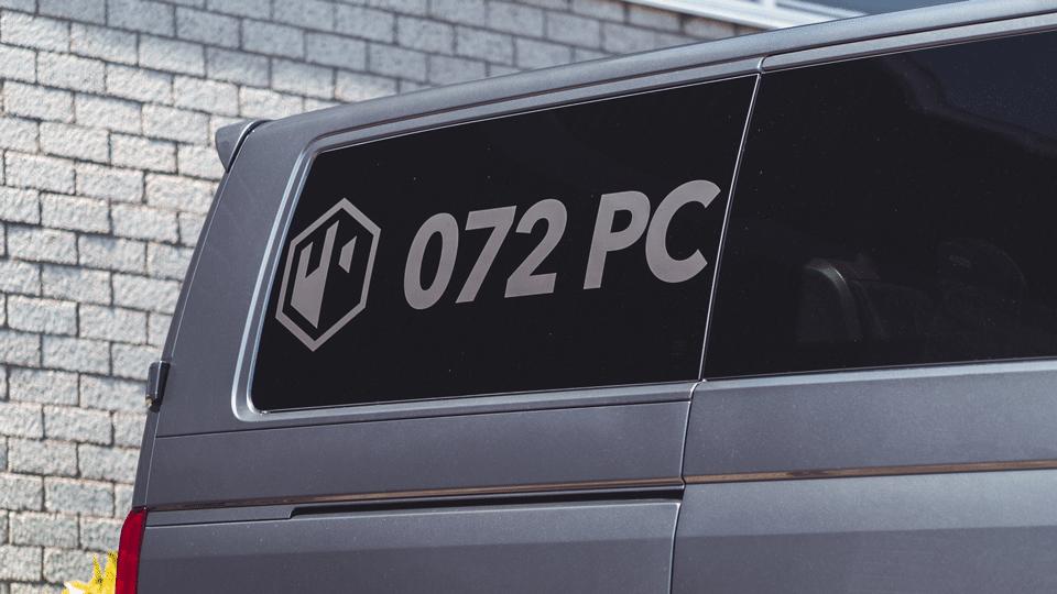 Foto van de 072-PC bedrijfsbus